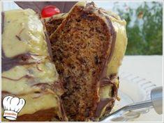 ΚΕΙΚ ΜΠΑΝΑΝΑΣ!!! Banana Bread, French Toast, Muffins, Cooking, Breakfast, Sweet, Desserts, Recipes, Bananas