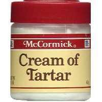 Use with a little water or vinegar to lift even the most stubborn stains. Unattractive grout, Mold and mildew stains, Burner pans and casserole dishes... Use a few tablespoons of cream of tartar with hot water or hydrogen peroxide and clean any aluminum pans which have discoloration or any rusty drains, pans, or stains. How about a porcelain sink, tub, commode? Rub the porcelain surfaces with cream of tartar and watch the stains disappear.
