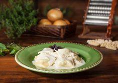 Raviolli de espinafre e ricota do Cucina Della Pasta (Foto: Divulgação)