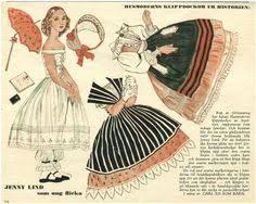 Image result for paper dolls 1820s