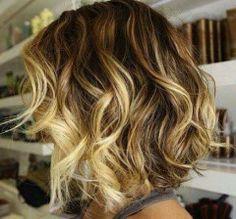 Ombré Hair. Love it!!!