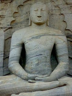 Polonnaruwa gal wiharaya ,World Heritage site, Sri Lanka