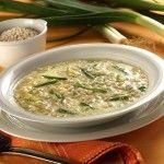 minestra-di-orzo-stracciato ricetta
