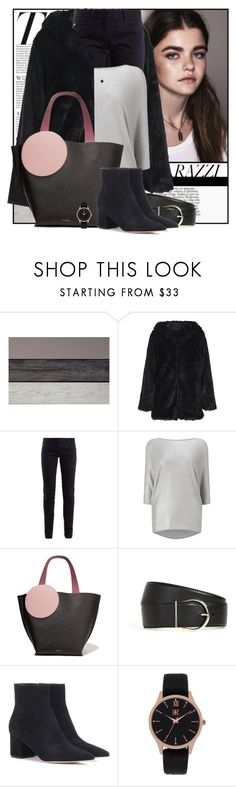 """Leather Design"" by pusja76 ❤ liked on Polyvore featuring Vanity Fair, Coleman, GUESS, Balmain, Phase Eight, Roksanda, Kate Spade, Gianvito Rossi, INC International Concepts and Shamballa Jewels"