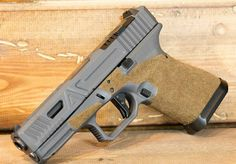 Glock 19 Agency Arms, Custom Glock, Work Tools, Cool Guns, Guns And Ammo, Concealed Carry, Tactical Gear, Shotgun, Firearms