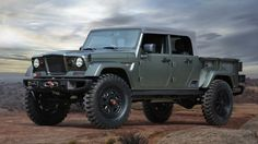 """Head of Jeep Design Mark Allen says he's hidden """"hints"""" of the next-generation Wrangler, Wrangler pickup, and the all-new, high-end Grand Wagoneer in these six Jeep concepts. Let's see if we can figure out what they are."""