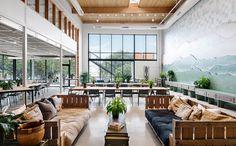 Inside Impact Hub's Sleek Austin Coworking Space - Officelovin'