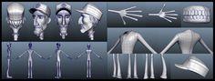 Top 5 3D Sculpting by Elijah Akouri – zbrushtuts