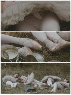 "Ballerinas. Jan Svankmajer's ""Faust"""