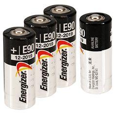 (4pcs) -- Energizer E90 MN9100 LR1 UM-5 UM5 1.5v Alkaline battery