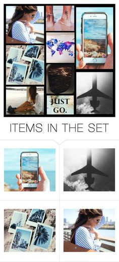 """""""just go...."""" by heartandsoul ❤ liked on Polyvore featuring art"""