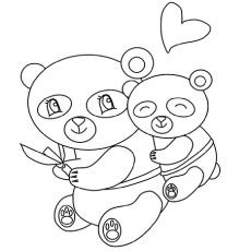 panda coloring pages free printable Enjoy Coloring