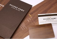Second Home Kitchen and Bar | Client: Sage Restaurant Group | Brand identity, stationary, collateral, and signage for an eatery in Cherry Creek, Colorado | Designer: Bryant Ross | Image 6 of 7