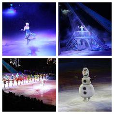 Top 10 Tips for Seeing Disney's Frozen on Ice. Frozen on Ice, Disney, Elsa, Anna, Disney on Ice, Ice Show, Disney Frozen
