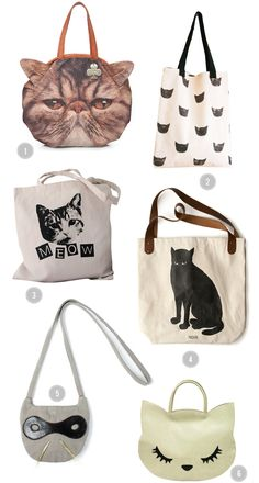 #Cat #Totes #Bag #Clutch