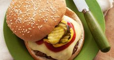 For a great summertime recipe, you can't go past a good old fashioned backyard burger.