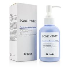 DrJart Pore Medic Pore minish Cleansing Bubble -- To view further for this item, visit the image link. (This is an affiliate link) Lip Care, Body Care, Dr Jart, Unclog Pores, Minimize Pores, Face Skin Care, Best Face Products, Beauty Products, Facial Cleanser