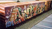 Graffiti Caine 1