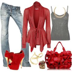 Truth or Dare, created by debbie-probst on Polyvore