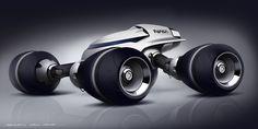 Nasa concept car