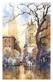 Image result for Christian GRANIOU watercolor