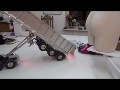 RC Truck (third axle) - YouTube