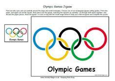 Olympic Theme Printables