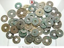 RITTER China, Empire & Early Republic, Lot of 61x Cash Coins #coins