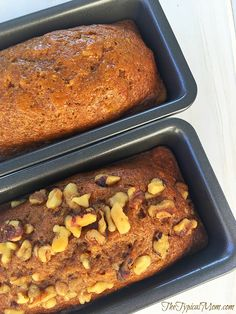 Easy recipe for the best and most moist pumpkin bread you will ever make. 1 secret ingredient makes it all happen!