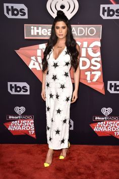 Singer Symon attends the 2017 iHeartRadio Music Awards which broadcast live on Turner's TBS, TNT, and truTV at The Forum on March 5, 2017 in Inglewood, California.