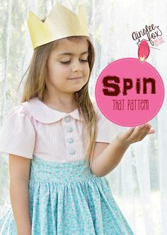 """Have you ever hadan idea for a dress that completely takes over your mind? You find yourself getting in trouble with your kids because you've just been busted """"hmmmming"""" along to a conversation. You lie awake thinking about your pattern stash and how to bring your idea to life!  Some of the best pattern…"""