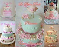 torta decoradas bautismo baby shower primer añito