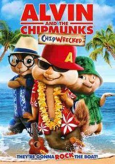 Twentieth Century Fox Alvin And The Chipmunks: Chipwrecked
