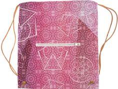 Geometry Akimbo Red Sports Bag