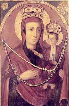 Боронявська ікона Матері Божої