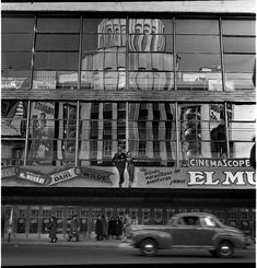 Scene in Buenos Aires, Argentina, 1950 by Annemarie Heinrich on Curiator, the world's biggest collaborative art collection. Window Reflection, Collaborative Art, World's Biggest, Female Art, Archive, Scene, Couple Photos, Photography, Instagram