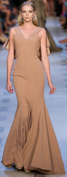 Zac Posen Spring Summer 2013 Ready-To-Wear Evening Gowns Collection