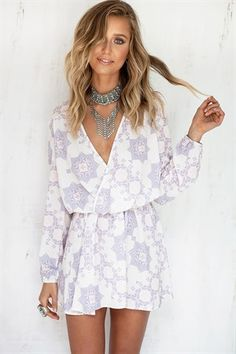Tallulah Dress - SABO SKIRT
