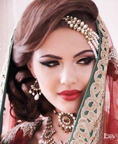 ❋Indian Bride❋Laya Indian Clothes, Indian Outfits, Bridal Outfits, Bridal Dresses, India Culture, Asian Bridal, Portrait Illustration, Pakistani Bridal, Bridal Portraits