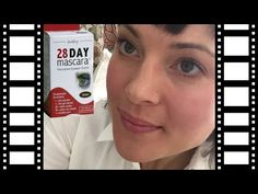 Godefroy 28 Day Mascara - Tutorial/instructies Wimpers Verven voor Thuis - YouTube
