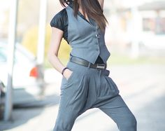 Stylish Plus Size Women's Apparel Leather Tote by EUGfashion