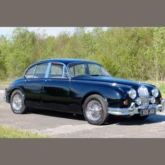 1963 Jaguar Mk2 3.8-Litre Sports Saloon, Chassis no. 231434DN Engine no. LC7626-9