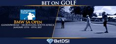 The BMW South African Open Championship is the fourth event of the European Golf tour season and the first one in the New Year. Golf Events, Golf Betting, Golf Tour, 2017 Bmw, European Tour, African, Tours