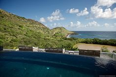 view from a villa with infinity pool in St. Barths Flickr Search: st barths | Flickr - Photo Sharing!