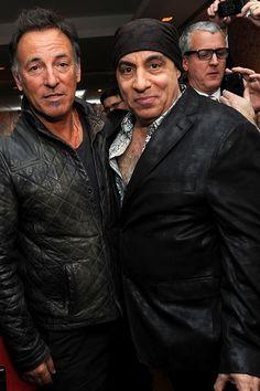 Bruce Springsteen on Steven Van Zandt's Netflix series 'Lilyhammer' - Speakeasy - WSJ