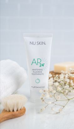 Ap 24 Whitening Toothpaste, Smells Like Teen Spirit, Nu Skin, Beauty Spa, Anti Aging Skin Care, Boss Babe, Skincare, Place Card Holders, Inspiration