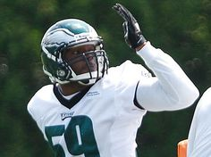 """""""I think we just need to give him time to be himself,"""" Andy Reid said of DeMeco Ryans. Philadelphia Eagles Football, Local News, Football Helmets, Nfl, David, Happy, Sports, Hs Sports, Ser Feliz"""