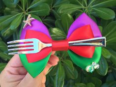 Disney Find- Ariel Hair Bow and Other Disney Favorites