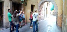 Portal de la Valldigna. Ruta Camins de Conquesta. La Valencia de Jaume I. Valencia. CaminArt