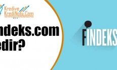 Findeks.com Nedir?